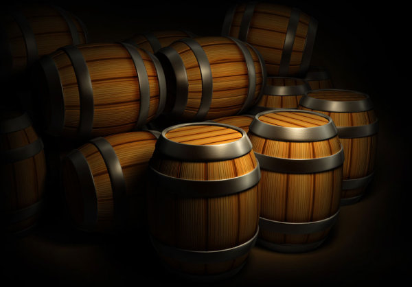 Wine cask 04   HD Pictures