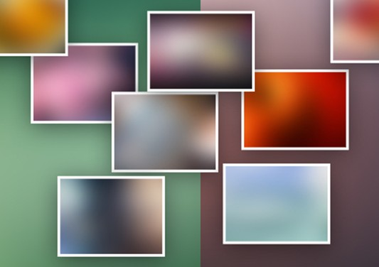 100 fuzzy dynamic background texture