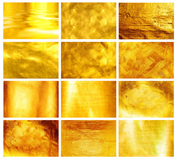 12 golden texture, high quality pictures  2