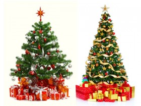 3D Christmas tree HD Pictures