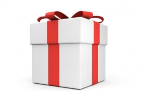 3d gift packaging picture material
