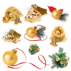 Beautiful Christmas decoration   HD Images