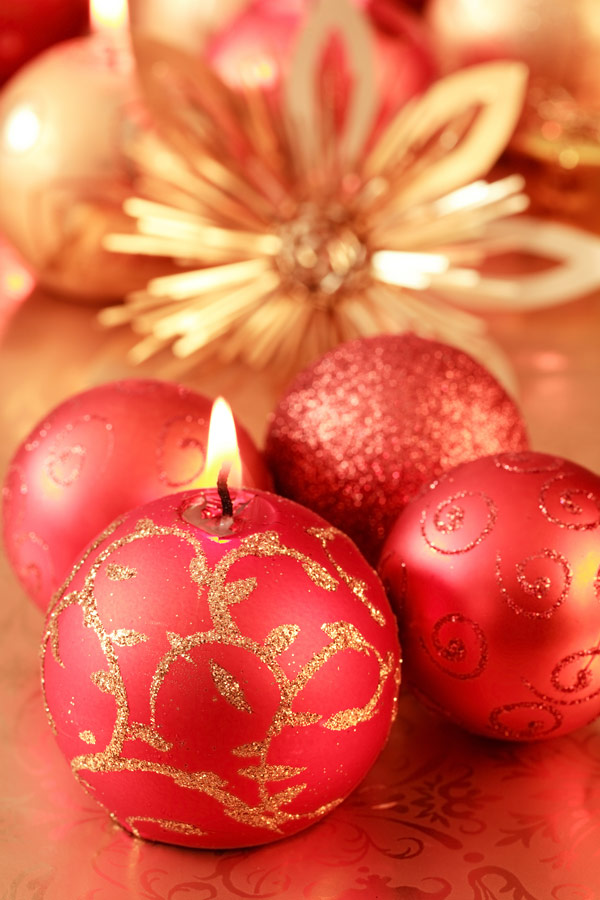 Beautiful Christmas design elements  100   HQ Pictures