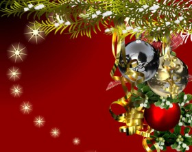 Beautiful Christmas design elements 40   HD Pictures