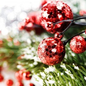Beautiful Christmas design elements  74   HQ Pictures