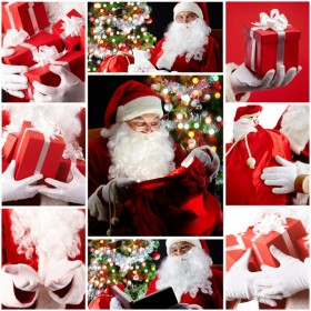 Beautiful Christmas design elements  76   HD Pictures