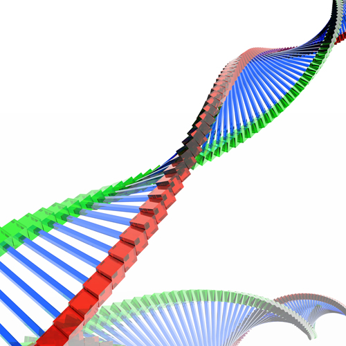 Biological DNA HD picture
