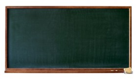 Blackboard Stock Photo  1