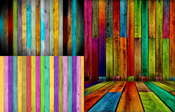 Color planks HD picture  1
