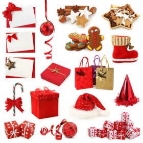 Exquisite Christmas ornaments   HD Images