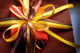 Exquisite gift ribbon 03   HD Images