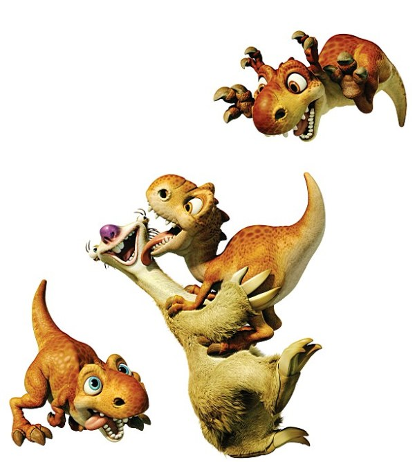 Ice Age 3 Sid small dinosaur tree Naruse HD Images
