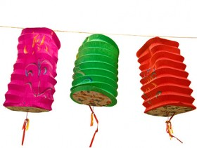 Images of traditional Chinese lanterns  5