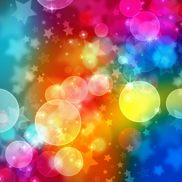 In gorgeous bright trend Background 01   HD Images