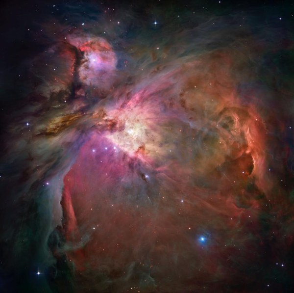 Orion Nebula HD pictures