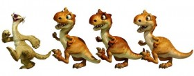 Sid small dinosaur tree Naruse HD picture Ice Age 3