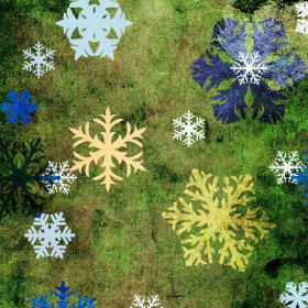 Snowflake background   high definition picture