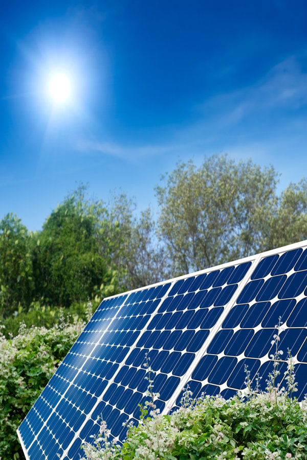 Solar panel high definition picture series two