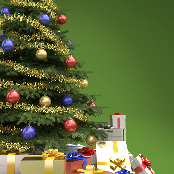 Beautiful Christmas design elements  60   HQ Pictures