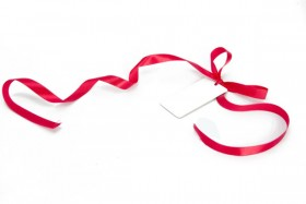 Beautiful Red Ribbon 05 HD Pictures