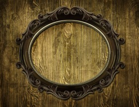 The classic nostalgic wood grain texture 03 high definition picture