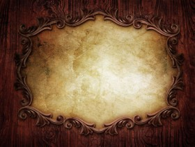 The classic nostalgic wood grain texture 06 high definition picture