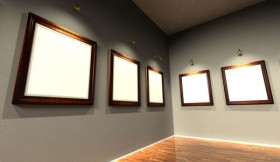 Wooden frames for 04 high definition picture