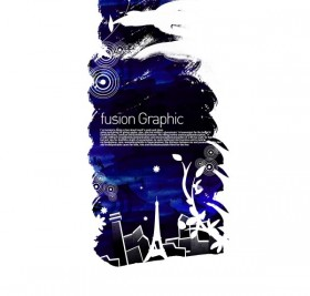 Fusion Graphic series of stylish patterns  1