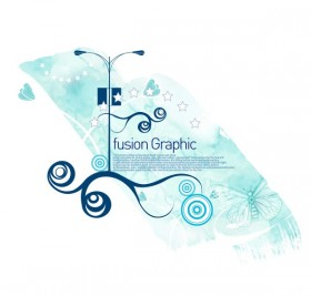 Fusion Graphic series of stylish patterns  18