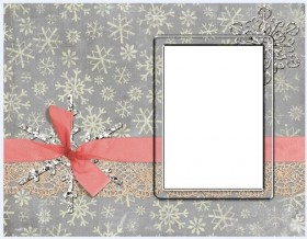 Lovely collage style photo frame  10