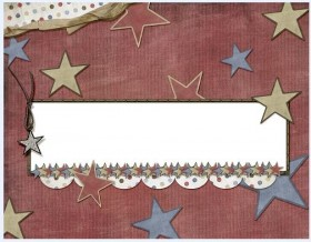 The collage style cute photo frames  9
