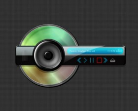 Trend player designed 01 PSD layered