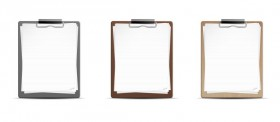 Vertical tablet clip psd layered material the