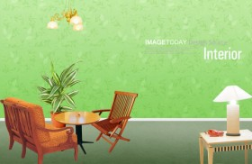The stylish home combination PSD layered material  5
