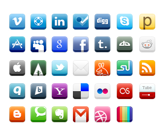 Common web icons   png icon