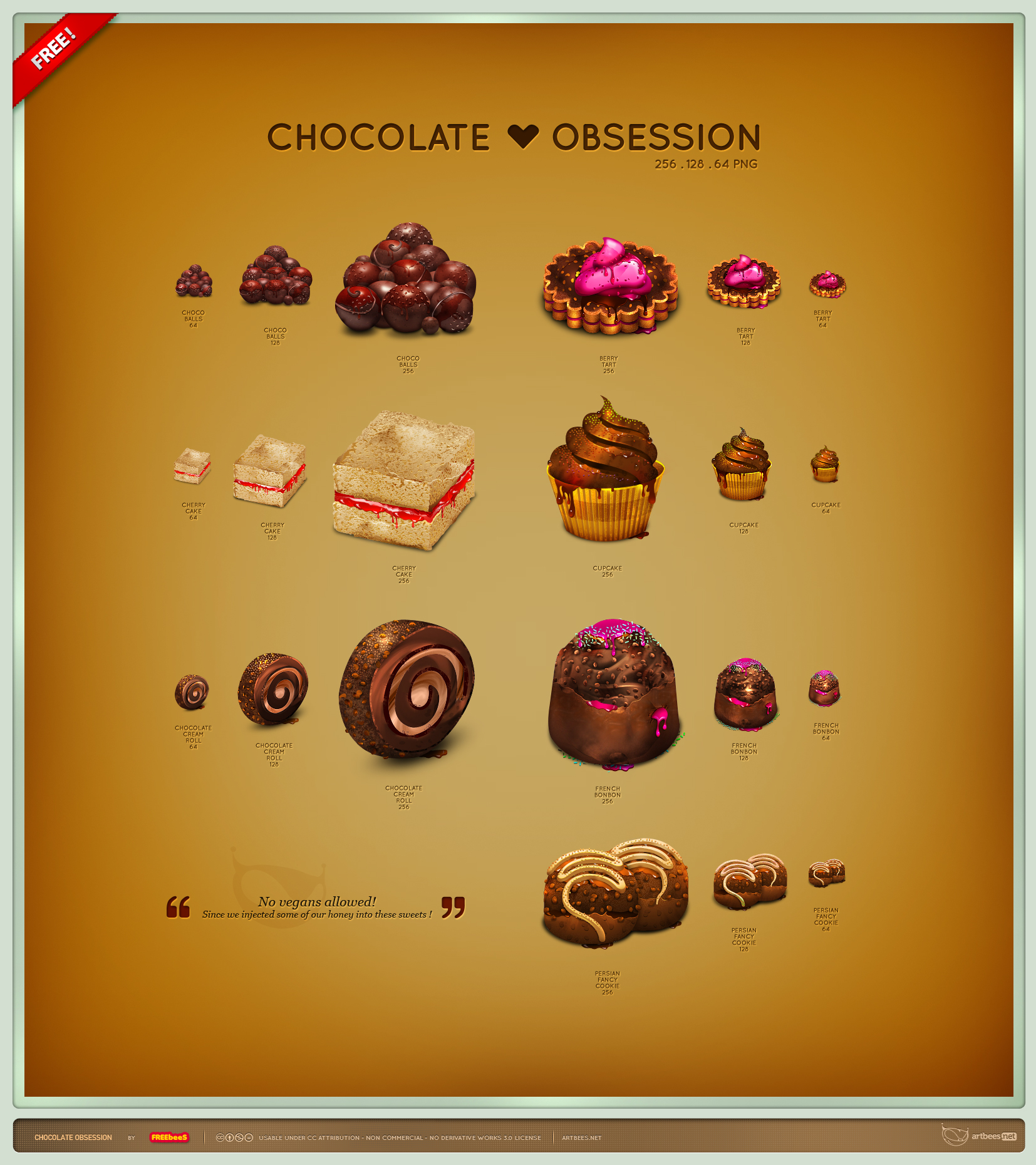 Exquisite confections icon
