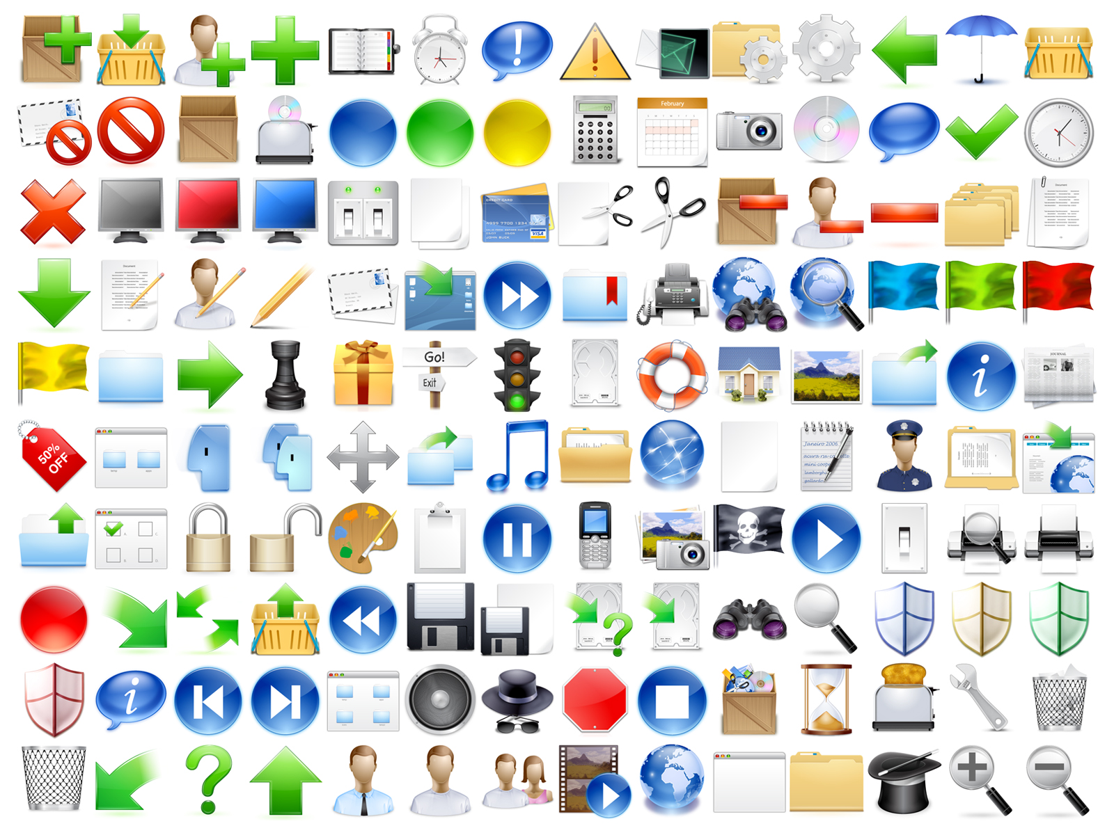 IconBase commercial icon transparent png