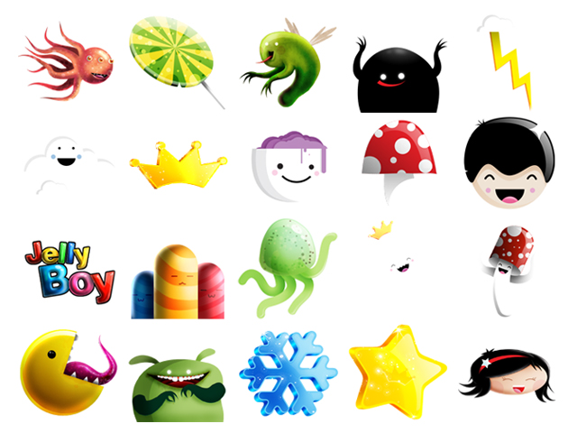 Im.po Icons Pack 1 cute icon transparent png