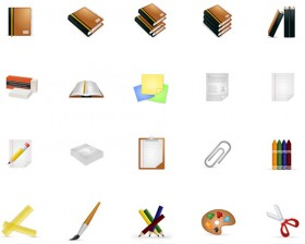 Stationery png icon