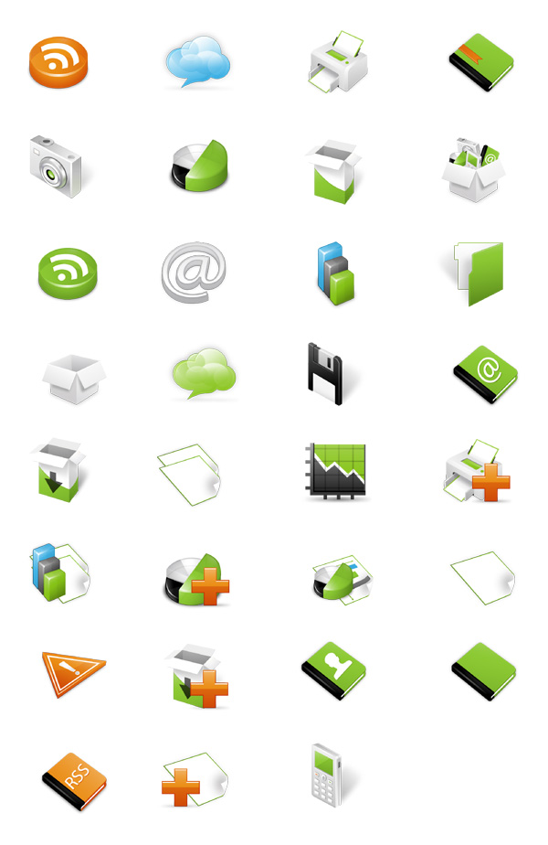 The common systems PNG icon