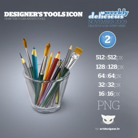 The designer tools png icon