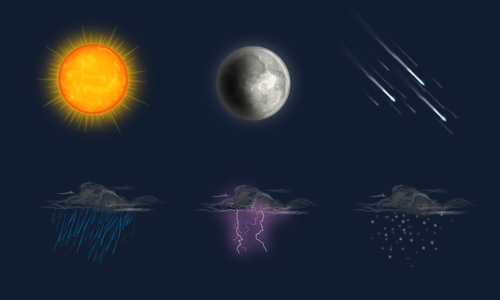 Weather change png icon by Harwen