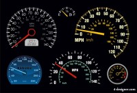 odometer theme | Page 1 | Free Material Download
