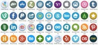 1350 Beautiful web icons