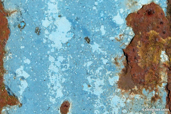 Corroded Wall 03 HD Photo