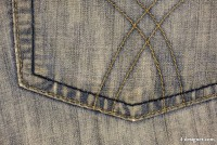 Denim texture image 06 HD Photo