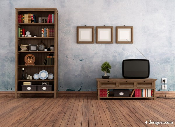 Renderings for interior 04 HD Photo