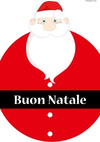 Cartoon Santa Claus vector material