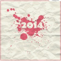 2014 folding ink vector material