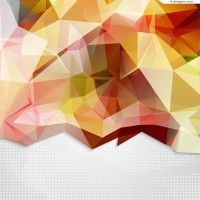 Abstract geometric background vector material